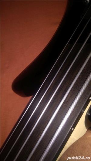 Bass Fretless 5 corzi Warwick - imagine 8