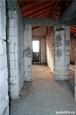 Agigea - Podul Apolodor, casa P+M, 4 camere, la rosu - imagine 3