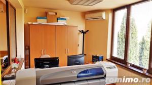 Cladire de birouri, pretabila ca pensiune, zona Cetatii Alba Carolina - imagine 11