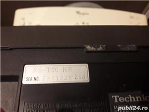 Stereo double cassette DECK RS-T20  - imagine 5