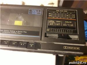 Stereo double cassette DECK RS-T20  - imagine 3