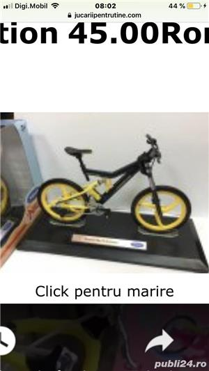 Bicicleta macheta - imagine 1