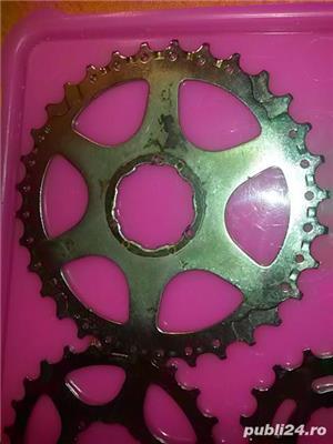 50 ron - 8 pinioane pt. caseta bicicleta  - imagine 3
