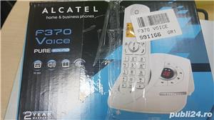 Vand telefon fix wireless Alcatel,cu robot - imagine 6