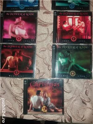 Colectie CD Power of Love 10 buc x2 cd - imagine 1