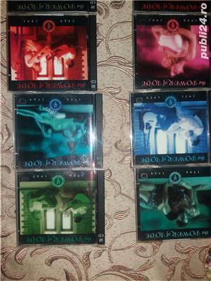 Colectie CD Power of Love 10 buc x2 cd - imagine 3