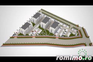 Ansamblu imobiliar nou apartament cu 2 camere  - imagine 2