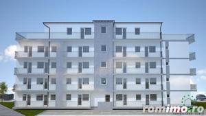 Ansamblu imobiliar nou apartament cu 2 camere  - imagine 1
