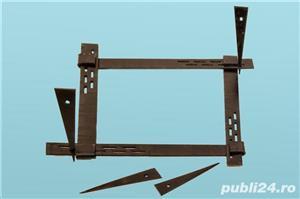 Cravate pentru stalp, montant, schela metalica - imagine 1