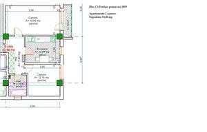 2 camere Decomandat Pacurari Rond  - imagine 4