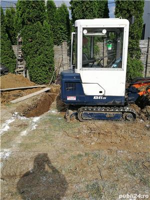 Inchiriez excavator - imagine 5