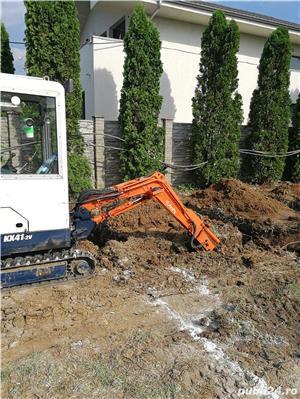 Inchiriez excavator - imagine 2