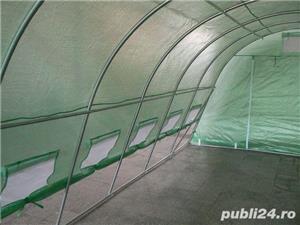 Solar de gradina 4x12 m, 48 mp, teava galvanizata - imagine 7