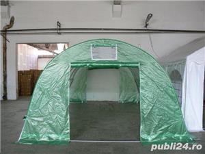 Solar de gradina 4x12 m, 48 mp, teava galvanizata - imagine 13