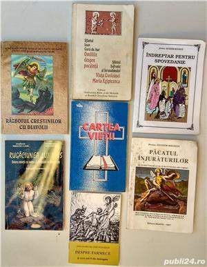Carti religie, crestinism, ortodoxie, invataturi bisericesti, Sf. Ioan Gura de Aur, etc. - imagine 1