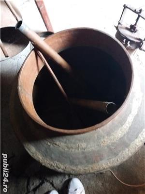 Cazan rachiu 140 litri - imagine 3