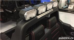 Masinuta Cu Telecomanda Ford Ranger 4x4 (Modelul Nou) Pentru Copii New 2018 - imagine 8