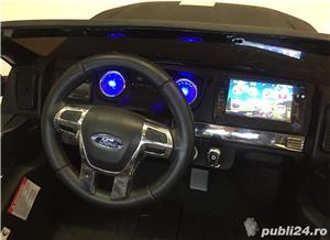 Masinuta Cu Telecomanda Ford Ranger 4x4 (Modelul Nou) Pentru Copii New 2018 - imagine 6