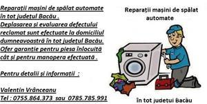Reparatii masini de spalat Bacau - imagine 4