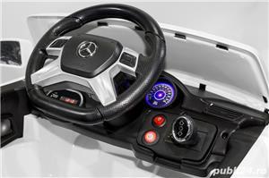 Masinuta Cu Telecomanda Mercedes ML350 Pentru Copii New 2018 - imagine 5