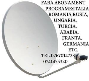 Antene fara abonament - imagine 1