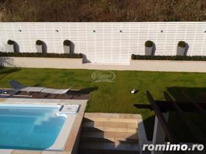 Vilă ultrafinisata, cu piscina si gradina, zona Tautiului - imagine 9