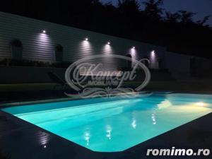 Vilă ultrafinisata, cu piscina si gradina, zona Tautiului - imagine 11
