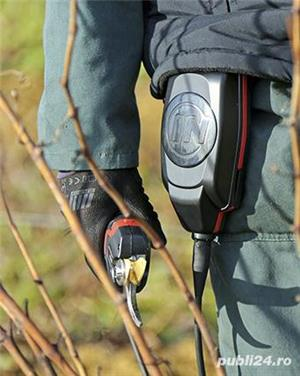 Foarfeca electrica INFACO F3015 pentru vie si pomi - imagine 6