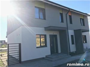 Duplex 3 cam la asfalt TOATE UTILITĂȚILE-Giroc - imagine 1