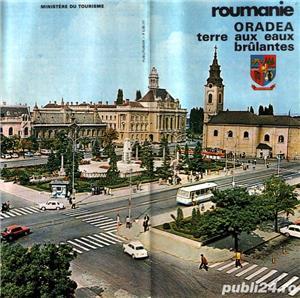 4 broşuri turistice vintage din 4 judeţe - imagine 6