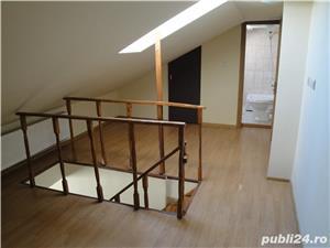 Vând apartament cu 2camere, cu pod amenajat 2 bai, centrală proprie.aer co.63000euro negociabil,tf - imagine 11