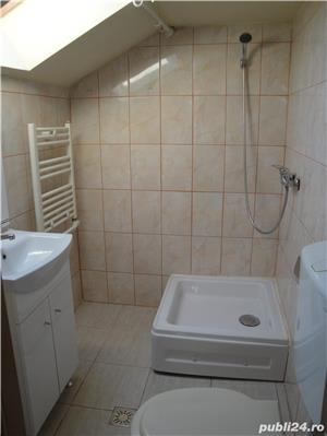 Vând apartament cu 2camere, cu pod amenajat 2 bai, centrală proprie.aer co.63000euro negociabil,tf - imagine 13