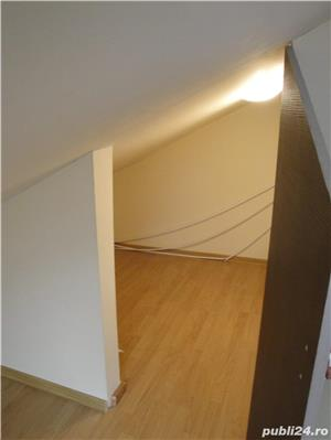 Vând apartament cu 2camere, cu pod amenajat 2 bai, centrală proprie.aer co.63000euro negociabil,tf - imagine 15