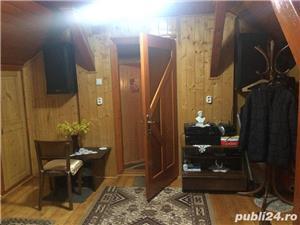 Vând casă cu etaj (mansardă frumoasă lemn) in Cluj-Napoca  zona Kaufland Mărăşti - imagine 2