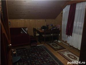 Vând casă cu etaj (mansardă frumoasă lemn) in Cluj-Napoca  zona Kaufland Mărăşti - imagine 5