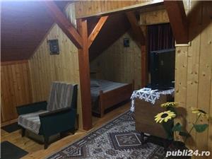 Vând casă cu etaj (mansardă frumoasă lemn) in Cluj-Napoca  zona Kaufland Mărăşti - imagine 3