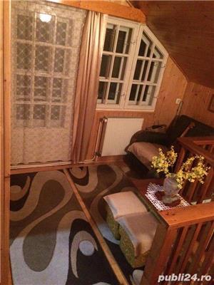 Vând casă cu etaj (mansardă frumoasă lemn) in Cluj-Napoca  zona Kaufland Mărăşti - imagine 4