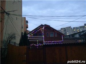 Vând casă cu etaj (mansardă frumoasă lemn) in Cluj-Napoca  zona Kaufland Mărăşti - imagine 1