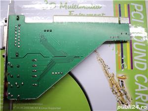 Placa de sunet PCI - imagine 2