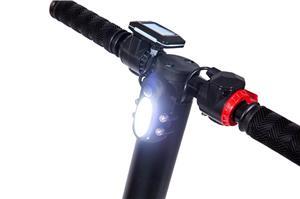 Trotineta Electrica DVE Light, Pliabila, Viteza maxima: 25 Km/H - imagine 5