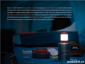 FENIX CL23 - Lanternă camping - 300 Lumeni - 20 metri - imagine 2