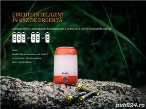 FENIX CL23 - Lanternă camping - 300 Lumeni - 20 metri - imagine 8