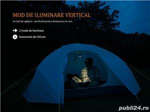 FENIX CL23 - Lanternă camping - 300 Lumeni - 20 metri - imagine 6