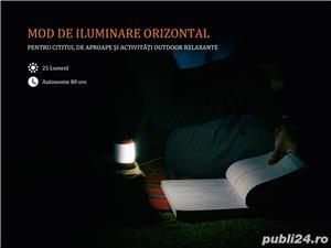 FENIX CL23 - Lanternă camping - 300 Lumeni - 20 metri - imagine 5