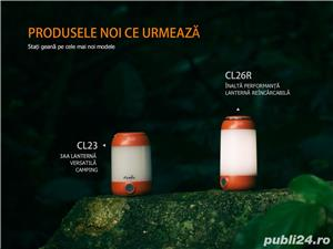 FENIX CL23 - Lanternă camping - 300 Lumeni - 20 metri - imagine 17
