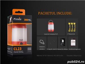 FENIX CL23 - Lanternă camping - 300 Lumeni - 20 metri - imagine 16