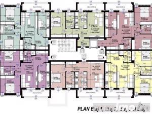 Bloc nou, 3 camere, decomandat, 72mp utili - imagine 5