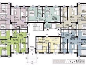Bloc nou, 3 camere, decomandat, 72mp utili - imagine 4