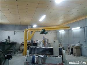 Spatiu de productie sau depositare pe teren ingradit  - imagine 10