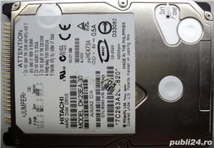 "Hard Disk 2,5"" IDE HDD-30 Gb HITACHI CODE: DK23EA-30 - imagine 1"